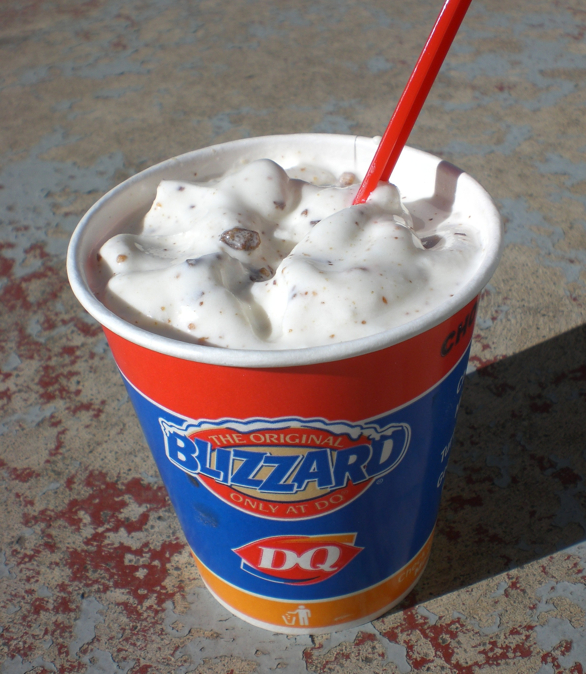 Dairy Queen Blizzard Cake Ideas and Designs