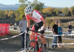 Evan McNeely (Specialized Canada) 2nd best youngrider