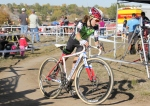 Kaitlin Antonneau (Cannondale-Cyclocrossworld) day 2 SmartwoolCup