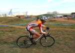 Gage Hecht at Boulder Cyclocross Series race4