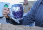 Castle Cross mug prize