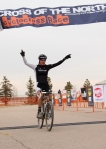 Nicole Duke becomes three-time Colorado State CyclocrossChampion