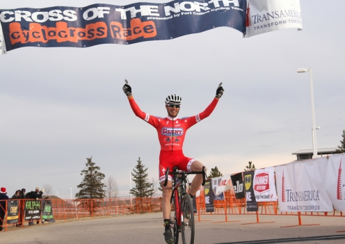 Yannick Eckmann wins 2012 Colorado State Cyclocross Championships
