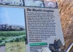 Rhyolite rock history