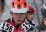 Bailey at men's junior 2013 cyclocross nationalsstart