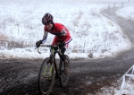 Cooper Willsey finished third at 'crossnationals