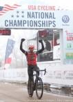 Stephenson wins men's junior 13-14 race at 2013 'crossnationals