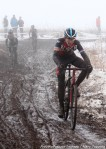 J. Tanner in the 15-16 race at 2013 cyclocrossnationals