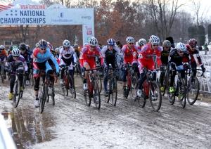 2013 U23 start at Cyclo-Cross Nationals