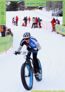 Tim Allen makes the most of his ninth snow-crit lap