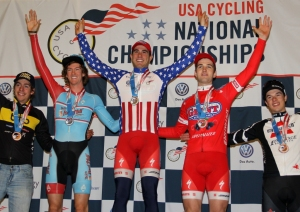 Yannick Eckmann, 2013 U.S. U23 national cyclo-cross champion