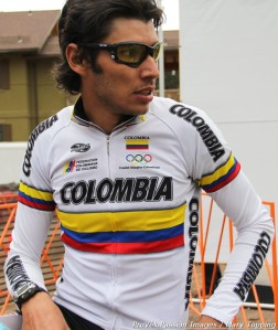 Fernando Riveros raced the 2012 Summer Mountain Games in Vail