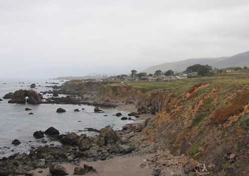 The 2013 Amgen Tour of California will visit a lot of coastline