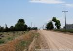 Keenesburg, Colorado road