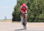 Robin Eckmann halfway into the 2013 CO TTChampionships