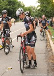 Liam Dunn at junior rollout after SM3 CO State Crit Champs race