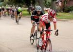 Gage Hecht and John Klish (r – l) try to break from the SM3 field at CO State Crit ChampsSM3_1