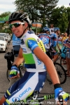 Damian Howson, Orica stagiaire, after Salt Lake Cityfinish