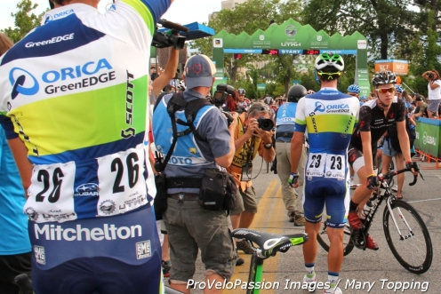 Michael Matthews searching for teammates to thank, after winning in Salt Lake City