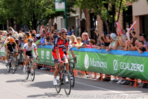 BMC's Greg Van Avermaet wins 2013 Tour of Utah Stage 1