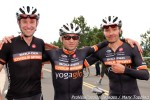 Boulder Cycle Sport new triumverate (l-r) Pete Webber, Chris Case, BrandonDwight