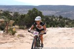 Erin Huck finishedsecond