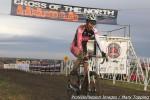 Ken Benesh wins his first ever openrace