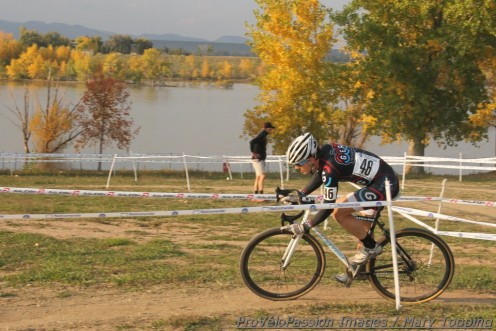 Chris Baddick (Gear Movement) won local races last weekend and finished out of the top twenty.
