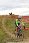 Kristal Bonai finished seventh at Cross of the North #3
