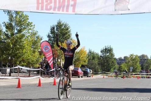 Boulder Cycle Sport's Kristin Weber wins Primalpalooza