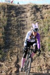 Naked Girl bunny Susan Adamkovics on Zombie Cross descent