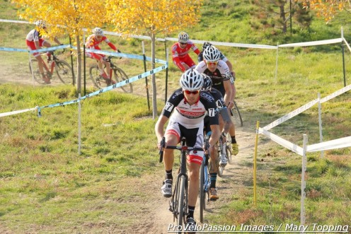 Danny Summerhill leads the 2013 Boulder Cup men's elite field at Valmont Bike Park