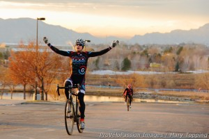 Chris Baddick wins Cyclo-X Westminster