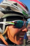 Kristal Boni's World Champion Spiuk sunglasses