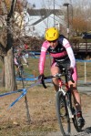 Kristen Peterson at Cyclo-X Louisville