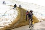 Maxx Chance makes it down the grassy descentupright