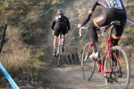 Deep ruts dictated the lines in places at Cyclo-XLouisville