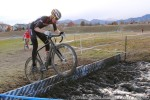 Tim Allen's trademark cyclocross move