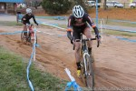 Pete Webber in the Cyclo-X Louisville sandpit
