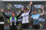 Cyclo-X Westminster SM 35+ podium (l-r) Thomas Spannring 3rd, Michael Robson 1st, Eric Collins2nd