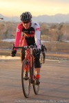 Spencer Powlison fourth overall in the Cyclo-Xseries