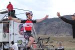 Winning joy, Tim Allen takes FeedbackCup
