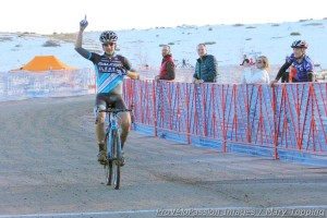 Allen Krughoff, 2014 Colorado state cyclocross champion