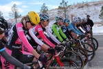 First row, elite women's field at CO state championships