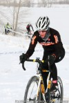 Kristin Weber won the overall 2013 Cyclo-X series