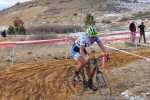 Junior Mina Anderberg won the 15-16 race on Saturday