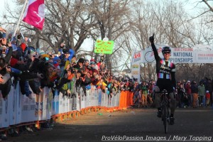 Jeremy Powers wins 2014 USA Cycling Cyclo-cross national championship elite race