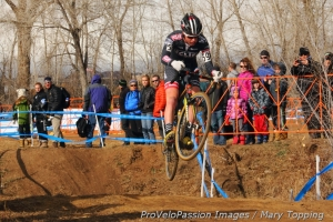 Maxx Chance makes 'cross fun for the fans