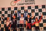 30 - 34 podium (l-r) McCutcheon 4th, Blatt 2nd, Gross 1st, Orton 3rd, Bowman 5th