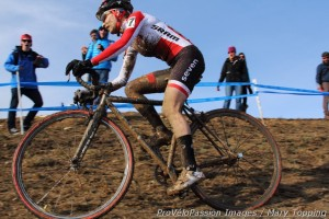 Mo Bruno Roy winning the 2013 cyclocross single speed national title